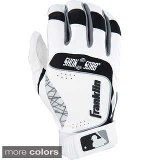 Franklin Sports Youth Shok-Sorb Neo Batting Gloves