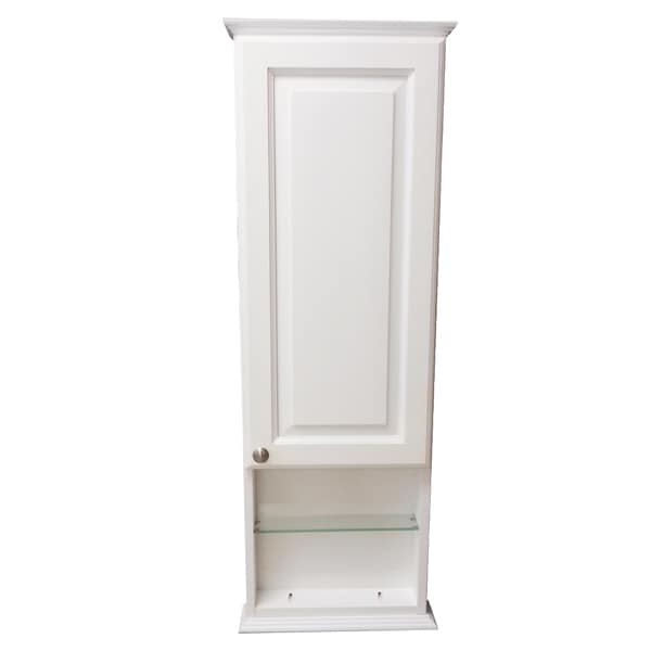 Shop 42-inch Allentown Series On the Wall Cabinet with 12 ...