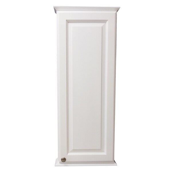 Bon 24 Inch Allentown Series On The Wall Cabinet 3.5 Inch Deep Inside