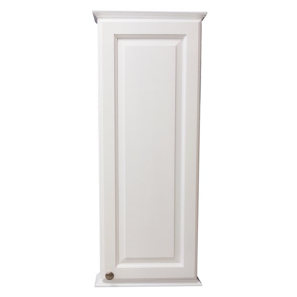 Shop 18-inch Allentown Series On the Wall Cabinet 5.5-inch ...