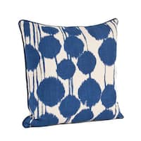 Inkblot Design Decorative Throw PIllows