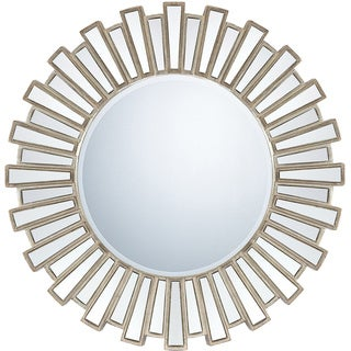 Quoize Reflections Gwyneth Large Mirror - Grey