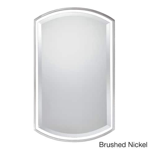 Quoize Reflections Breckenridge Small Mirror