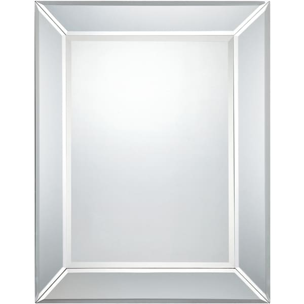 Quoizel Reflections Carrigan Small Mirror