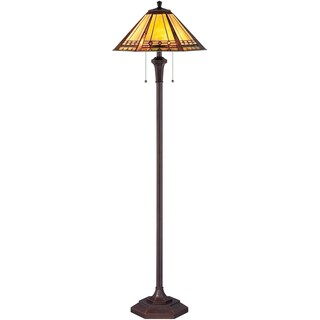 Quoizel Arden 2-light Floor Lamp