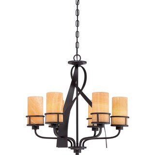 Quoizel Kyle 6-light Imperial Bronze Chandelier