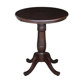 International Concepts 30-inch Round Top Pedestal Table