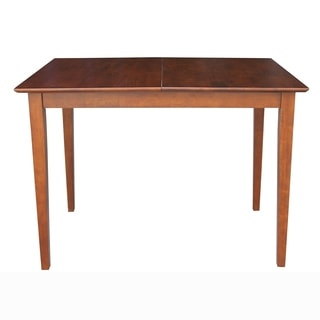 Two-tone Table with Butterfly Extension