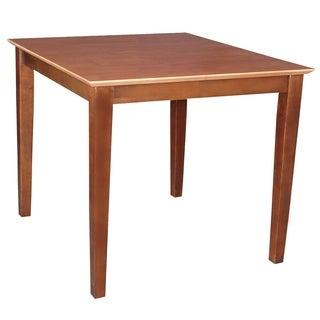 Cinnamon/ Espresso Wood Table