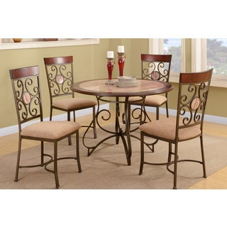 Karaman French Style 5-piece Dining Set