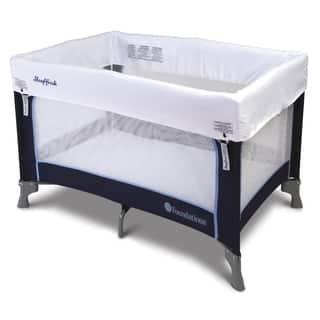 Foundations SleepFresh Celebrity Portable Crib|https://ak1.ostkcdn.com/images/products/9408610/P16596573.jpg?impolicy=medium