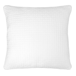 Veratex Cotton Bellevue Euro Sham