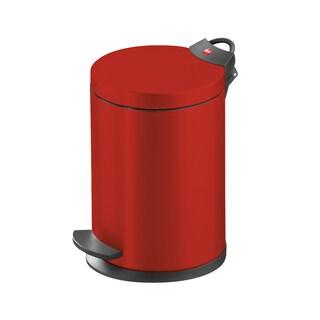 Hailo T2.4 Coated Steel Pedal Waste Bin
