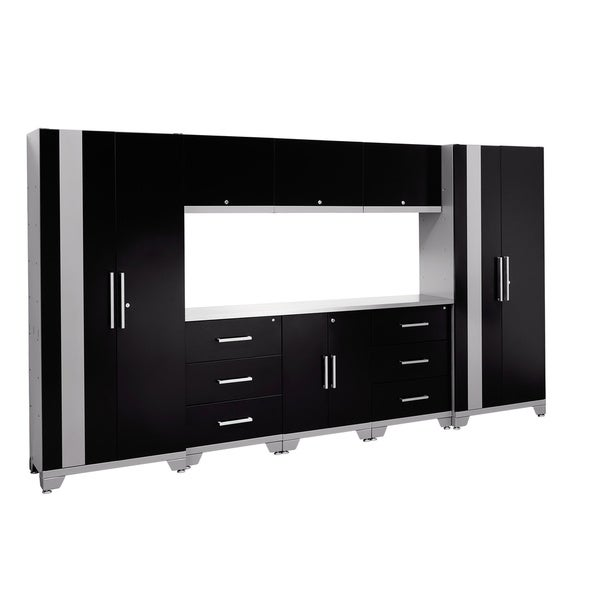 NewAge Products Performance Series 9 Piece Cabinet Set
