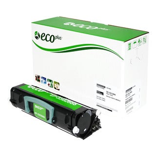 Ecoplus Dell EP3302666 Re-manufactured Black Toner Cartridge