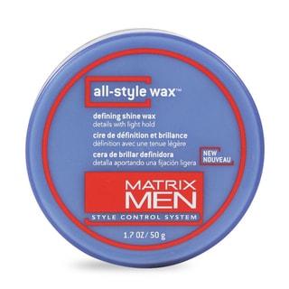 Matrix Men All Style 1.7-ounce Defining Shine Wax