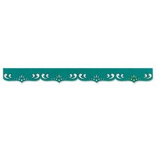 Sizzix Sizzlits Fancy Scallops Decorative Strip Die by Dena Designs