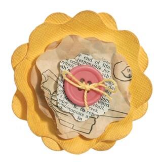 Sizzix Bigz Flower Layers #9 Die by Eileen Hull