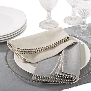 Pearl Design Napkin (set of 4)