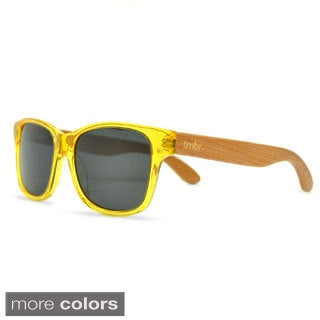 Tmbr. Bamboo Unisex Yellow Sunglasses