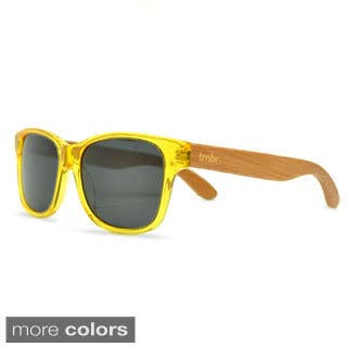 Tmbr. Rayon from Bamboo Unisex Yellow Sunglasses|https://ak1.ostkcdn.com/images/products/9409760/P16597629.jpg?impolicy=medium