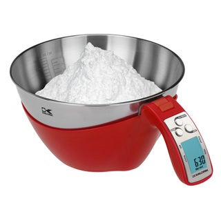 Kalorik Red iSense Food Scale
