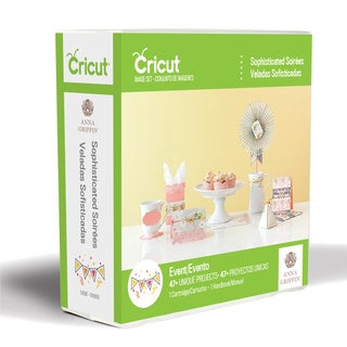 Cricut Shape 'Sophisticated Soirees' Cartridge by Anna Griffin