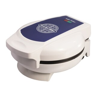 Proctor Silex 26070 White Belgian Waffle Baker - Free Shipping On Orders Over USD 45 - Overstock ...