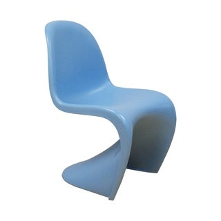 Mod Made Stackable Plastic 'S' Shape Dining Side Chair