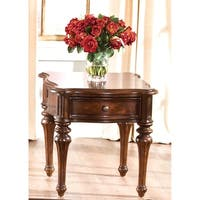 Andalusia Vintage Cherry End Table