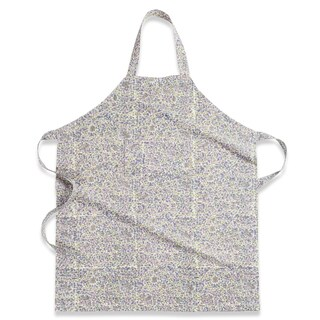 Couleur Nature Lavender Kitchen Apron