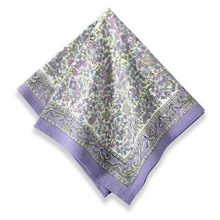 Couleur Nature Lavender Purple Napkin (Set of 6)