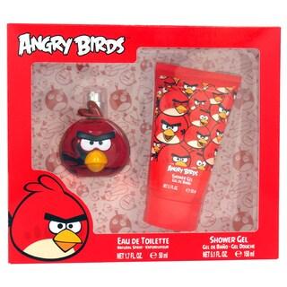 Angry Birds Men's 2-piece Gift Set