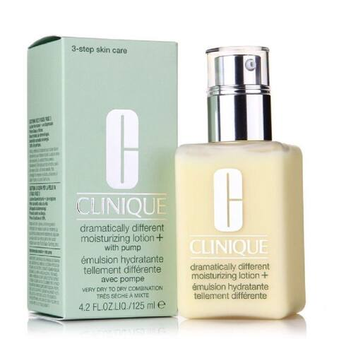Clinique Dramatically Different Moisturizing Lotion+ - White