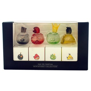Angry Birds Miniatures Collection 4-piece Mini Gift Set