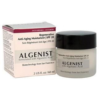 Algenist Regenerative Anti-Aging SPF 20 2-ounce Moisturizer