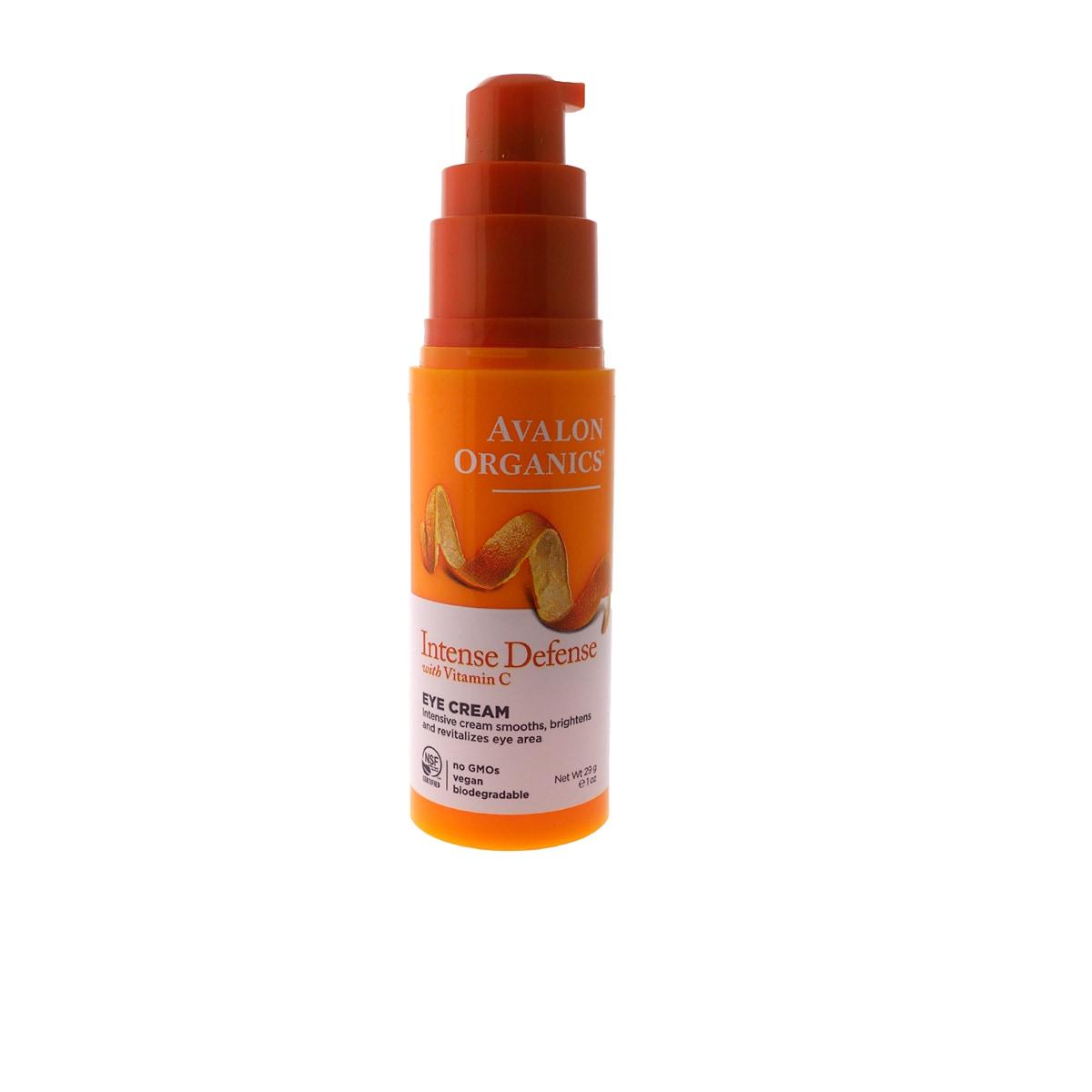 Avalon Organic Vitamin C Revitalizing Eye Cream (Ivory) (1)