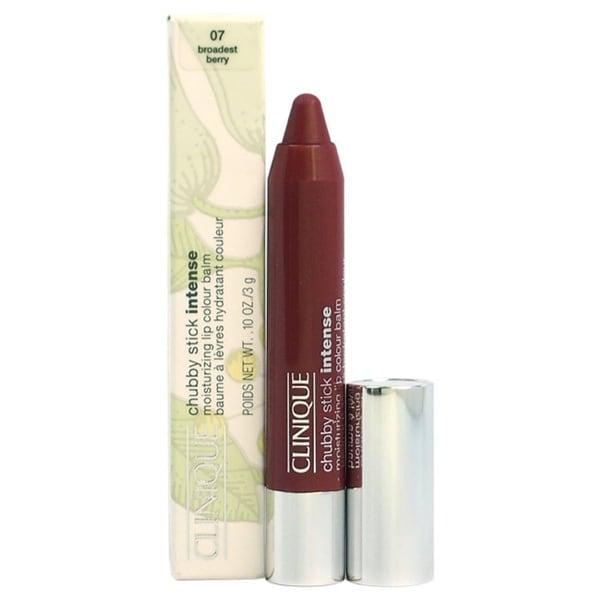 Clinique Chubby Stick Intense Moisturizing 07 Broadest Berry Lip Color Balm