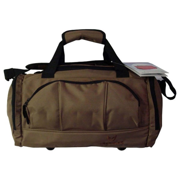 e112868d8 Shop Hercules 18-inch Carry-on Sport Duffel Bag - Free Shipping On Orders  Over $45 - Overstock - 9410262