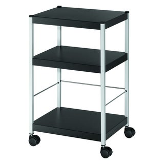 Paperflow Heavy-duty 3-shelf S Multi-Purpose Trolley