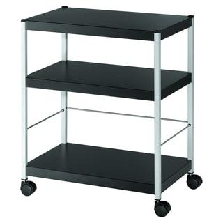Paperflow Heavy-duty 3-shelf M Multi-purpose Trolley