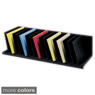 Paperflow EasyOffice 31.5-inch Inclined 14 Separator Organizer