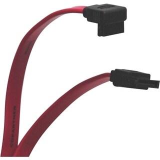 Tripp Lite 24in Serial ATA SATA Right Angle Signal Cable 7Pin / 7Pin-