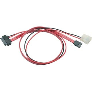 Tripp Lite 20in Slimline SATA to SATA LP4 Power Cable Adapter|https://ak1.ostkcdn.com/images/products/9410730/P16598585.jpg?impolicy=medium