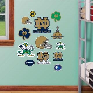 Fathead Jr. Notre Dame Logosheet Wall Decals