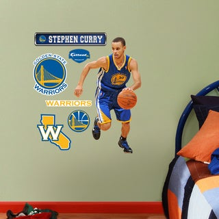 Fathead Jr. Stephen Curry Wall Decals