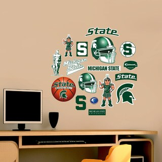 Fathead Jr. Michigan State Logosheet Wall Decals