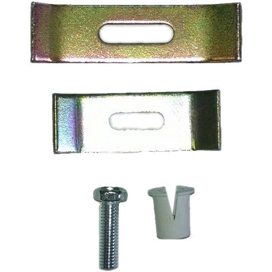 Highpont Collection Undermount Sink Clips Package of 12 (...