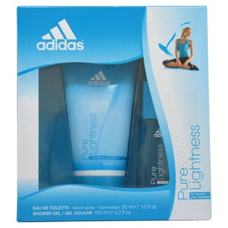 Adidas Pure Lightness Women's 2-piece Gift Set