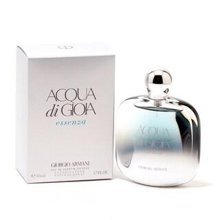 Giorgio Armani Acqua Di Gioia Essenza Women's 1.7-ounce Eau de Parfum Intense Spray